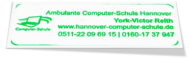 Computerschule Hannover